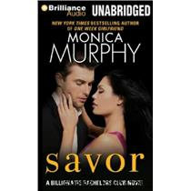 NEW - Savor MP3 CD – Audiobook, MP3 Audio, Unabridged - ADULT FICTION -A