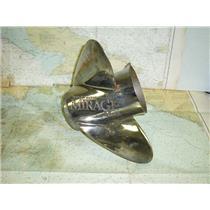 Boaters' Resale Shop of TX 1705 1171.11 MERCURY MARINE MIRAGE PLUS 48-13248 PROP