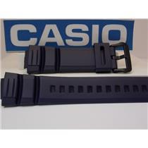 Casio Watch Band W-S220 -2AV Blue Tough Solar Illuminator 5 Alarm Strap