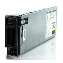 HP ProLiant BL460c Gen8 Blade Server 641016-B21 CTO 10GB FLB BAREBONE HEATSINKS