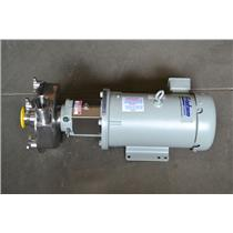 Fristam FPR 1741-195, 5HP Stainless Steel Sanitary Centrifugal Pump