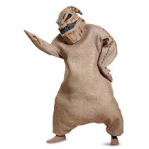 Disney Oogie Boogie Prestige Adult Costume Nightmare Before Christmas XL 42-46