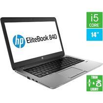 "HP EliteBook 840 G1, i5 1.9GHz 14"" Laptop"