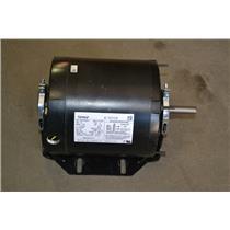 Century 1/2 HP Belt Drive Motor,  1Ph, 1725 RPM, 115/230V, Frame 56Z,RB2054DV3