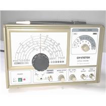 GW INSTEK GRG-450B RF SIGNAL GENERATOR