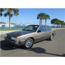 1988 Volvo 780 Bertone coupe rare!!