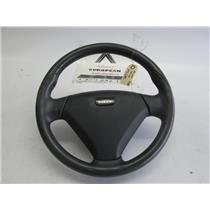 00-04 Volvo S40 V40 steering wheel with airbag