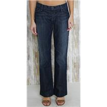 29 x 30 Hemmed Authentic Rock & Republic Kasandra Jeans Exit Wash Bootcut R Logo