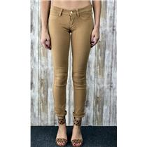26 M.i.H/mih Jeans The Vienna 5-Pocket Style Super Skinny Low-Rise Jeans Amber