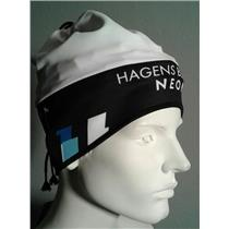 Ale Team Axeon–Hagens Berman Neon Cycling Ear Warmers Headcover - One Size - NWT