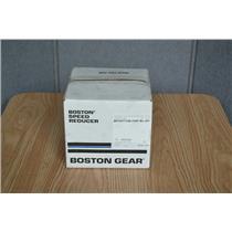 Boston Gear 15:1 Ratio Worm Gear Speed Reducer, Washdown, BKCRF710B-15SP-B4-JS1