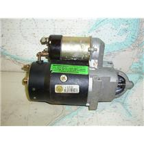 Boaters Resale Shop of TX 1611 1071.55 DELCO REMY MODEL DL3510S STARTER ONLY