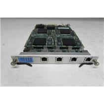 Spirent Smartbits LAN-3306A, 4 port, 10/100Base-TX ethernet, copper, terametrics