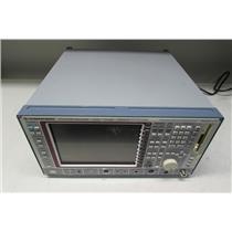 Rohde & Schwarz FSEA20 Spectrum Analyzer,9 kHz - 3.5 GHz,opt B1, B4, B7, B15 K10