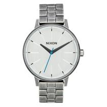 Nixon Women's KENSINGTON Watch Silver 37 MM