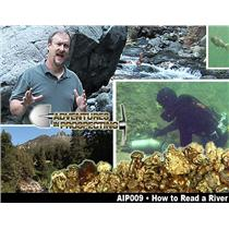 HOW TO READ A RIVER FOR PLACER DEPOSITS DVD- CHRIS RALPH GOLD Mining Expert