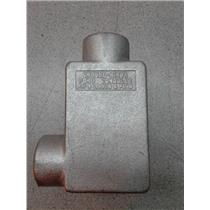 Crouse Hinds FDR3 Condulet Cast Device Box 1 Gang 3/4 Inch