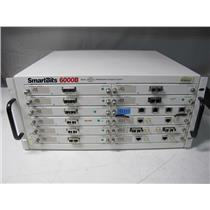 Spirent Smartbits SMB-6000B Data Traffic Generator, 12-slot chassis w/ 12 module