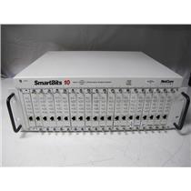 Spirent Smartbits SMB-10 Data Traffic Generator, 20-slot chassis w/ 20 ML-7710
