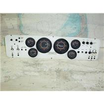 "Boaters Resale Shop of TX 1803 2777.05 ENGINE CONTROL PANEL 6"" x 24"""