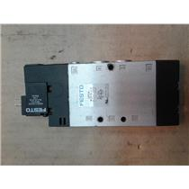 Festo CPE18-M1H-5L-1/4 163142 D502 1:2.5-10bar Solenoid Valve