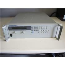 Agilent HP 6671A  #J08 0-3V, 0-300A System DC Programmable Power Supply w/ GPIB