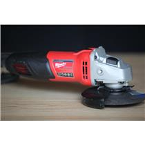 """Angle Grinder, 4-1/2"""" Wheel Dia. Amps"""