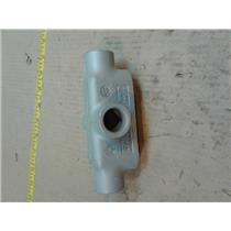 Appleton X75M Form 35 UNILET CONDUIT OUTLET BODY MALLEABLE-IRON