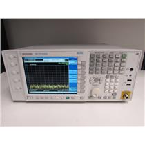 Agilent N9020A MXA Signal Analyzer 20Hz-13.6Ghz, WinXP, Opt 513, P03