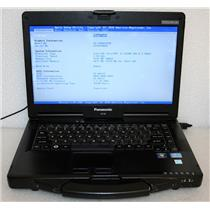 "Panasonic ToughBook 14"" HD CF-53 MK1 Core i5 2520M2.5Ghz 8GB Laptop CF-53AAGZX1M"