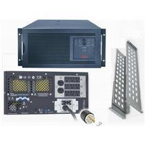 APC SUA3000XL Smart UPS 3000VA 2700W 120V Power Backup Rack mount New Battery