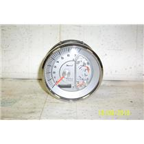 Boaters' Resale Shop of TX 1803 0457.17 FARIA GTO059A RPM, VOLT & FUEL GAUGE