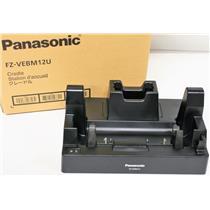 Panasonic ToughPad FZ-M1 battery charger cradle FZ-VEBM12U HDMI USB 3.0 LAN VGA
