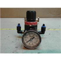 Koganei R152 Pneumatic Air Pressure Regulator w/ Gauge
