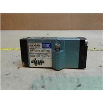 MAC 53A-1C0-DM-DDA0-1BM Solenoid Valve 120psi