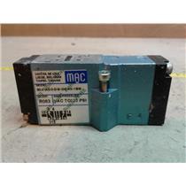 MAC 83A-AD0-DM-DDA0-1BM Solenoid Valve 120psi