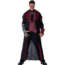 Cain The Vampire Tyrant Gothic Teen Costume