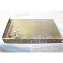 """Boaters' Resale Shop of TX 1804 2447.07 STAINLESS STEEL 3""""x16""""x26"""" COLD PLATE"""