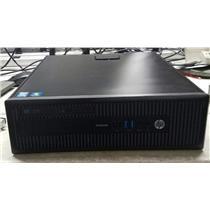 HP ProDesk 600 G1 PC Intel Core i5-4570 3.2GHz 8GB RAM 500GB HDD No OS