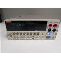 Keithley 2420 High-Current SourceMeter w/ Measurements up to 60V and 3A
