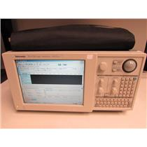 Tektronix TLA715 Logic Analyzer Portable Mainframe, TLA7AA4 w/ 1 P6960 #2