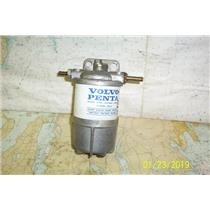 Boaters Resale Shop of TX 1707 0457.05 VOLVO PENTA PT12114 FUEL FILTER ASSEMBLY