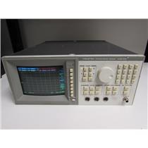 Wavetek 8003 Precision Scalar Analyzer Option: 01