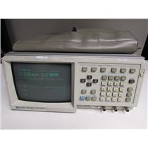 HP 54200D digitizing oscilloscope w/ pods