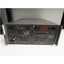 DATRON 4200A AC VOLTAGE/CURRENT CALIBRATOR, 90 PPM, Opt 30, 80, 90