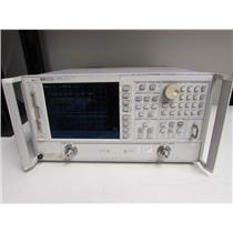 HP 8719D Microwave Vector Network Analyzer 13.5 GHz, No opt