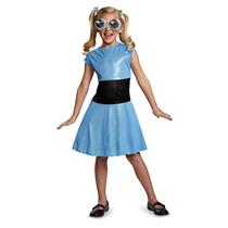 Bubbles Classic Powerpuff Girls Cartoon Network Costume X-Large 14-16