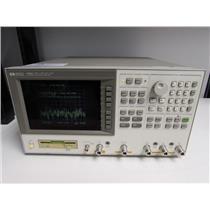 Agilent HP 4396A Network / Spectrum / Impedance Analyzer, 100 kHz - 1.8 GHz