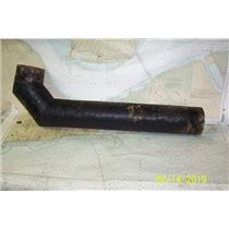 """Boaters Resale Shop of TX 1901 2452.02 MARINE 5"""" X 34"""" EXHAUST TUBE"""