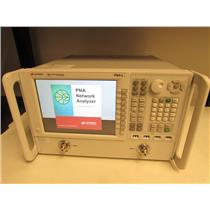 Keysight N5231A 300 kHz to 13.5 GHz PNA-L Network Analyzer 2 Port, Opt 200, P02